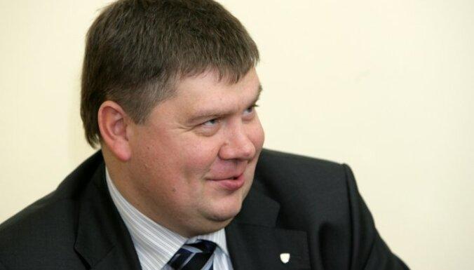 Par 'Latvijas Gāzes' vadītāju iecelts ekspremjers Kalvītis