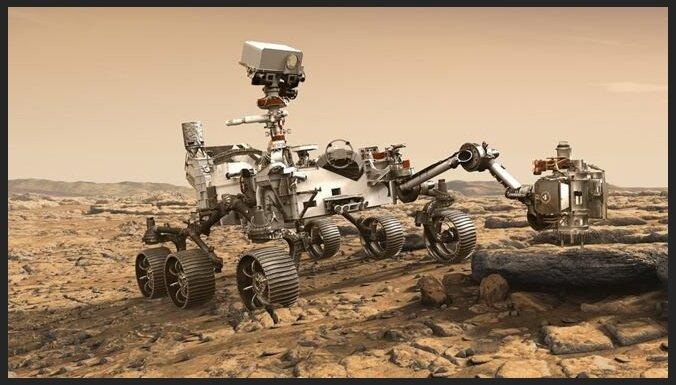 """Следующий американский марсоход будет называться """"Персевирэнс"""