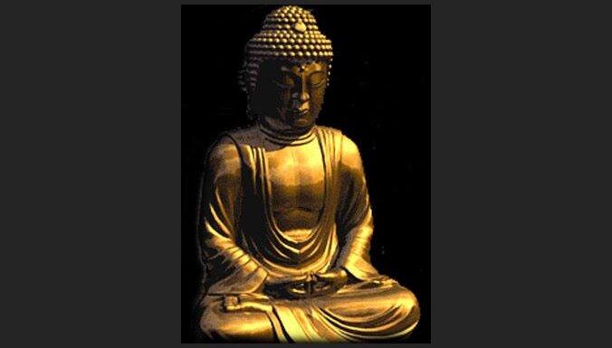 Budas statuja