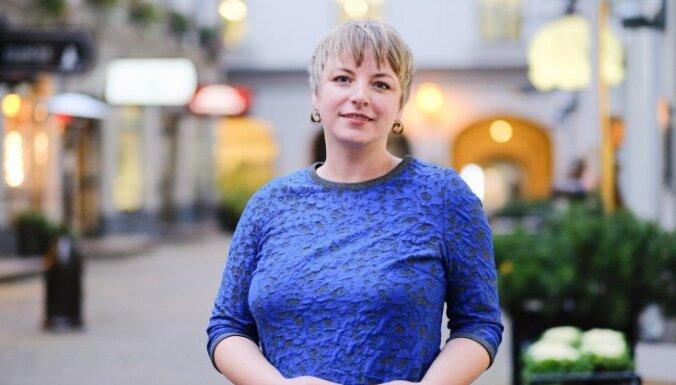 Jaunā Rundāles pils saimniece Laura Lūse: esmu gatava pilij veltīt savu mūžu