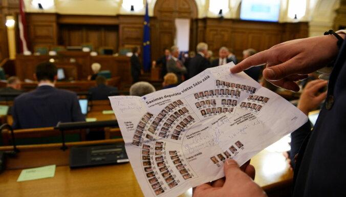 19 бывших депутатов Сейма зарегистрировались как безработные