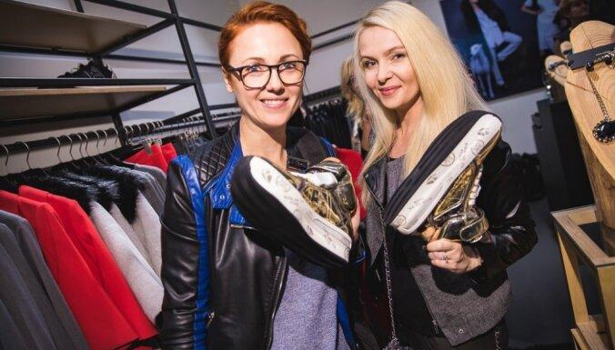 ФОТО: В Риге открыли новый бутик латвийской марки модной одежды Nolo