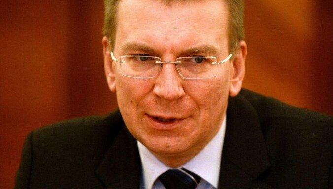 Ukrainas prezidents pateicas Latvijai par ātru ES asociācijas līguma ratifikāciju