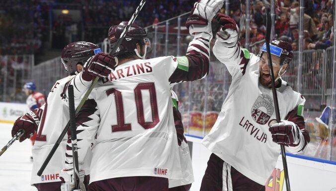 Чемпионат мира по хоккею в 2025 году пройдет в Стокгольме и Хернинге