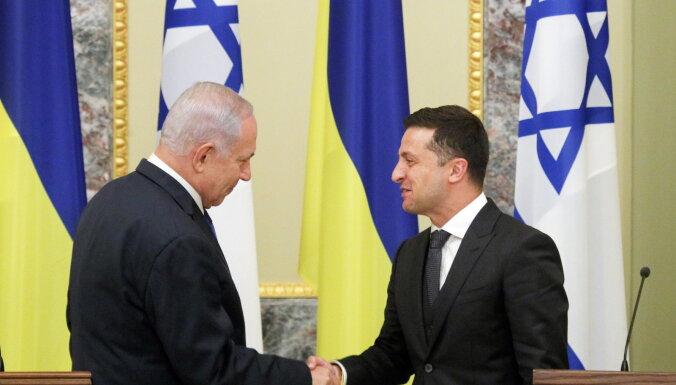 Нетаньяху в Киеве: первый визит премьера Израиля на Украину за 20 лет