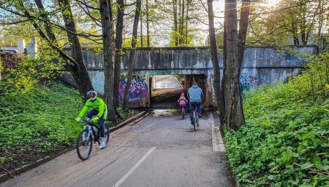 В Бабитском крае отремонтируют участок велодорожки Рига - Юрмала