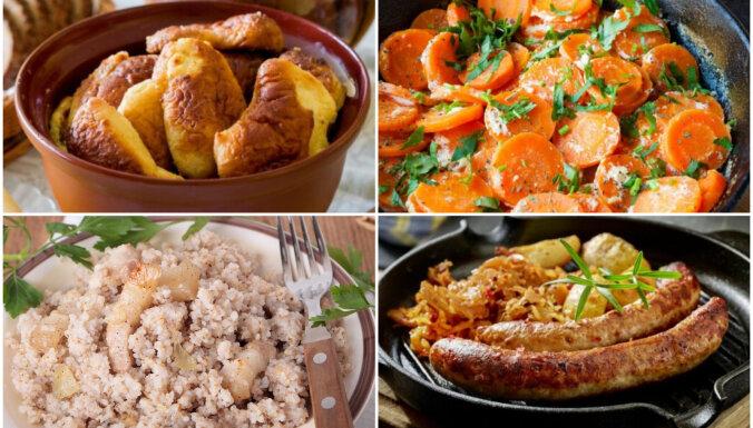 Latvijas recepšu klade: 24 tradicionāli ēdieni no Latgales