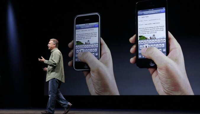 Производство iPhone 5 сокращается