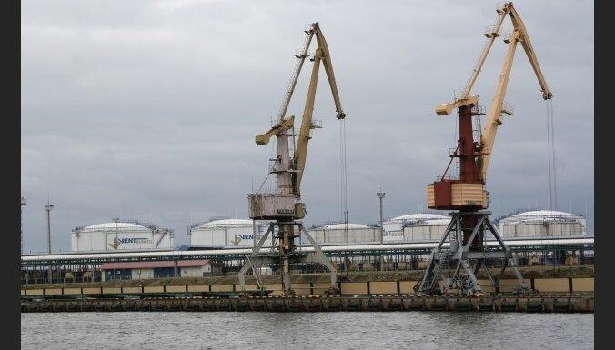 'Neo' publisko Ventspils un Rīgas brīvostu algas