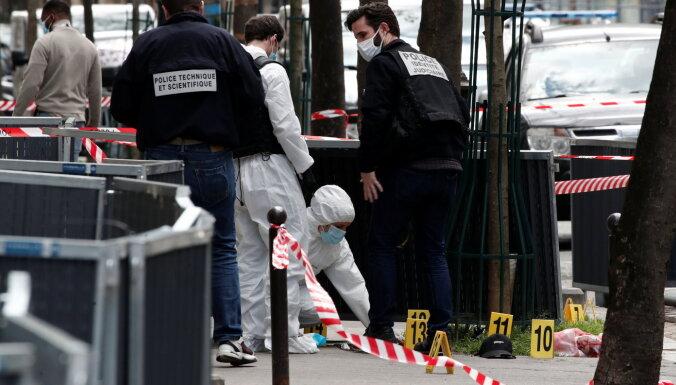 В результате стрельбы рядом с больницей в Париже погиб человек