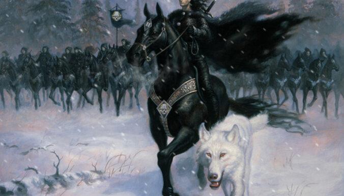 """10 авторов, которые писали """"реалистичное"""" фэнтези до автора """"Игры престолов"""""""
