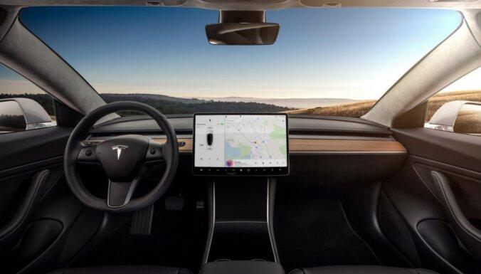 Автопилот Tesla спас жизнь невнимательному кролику