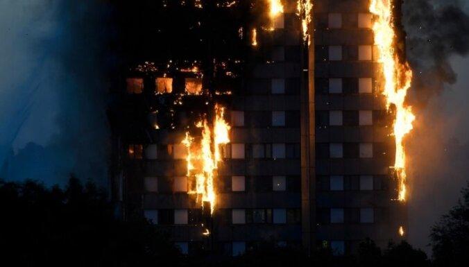 Пожар в Grenfell Tower: опубликован список 65 пропавших без вести жителей