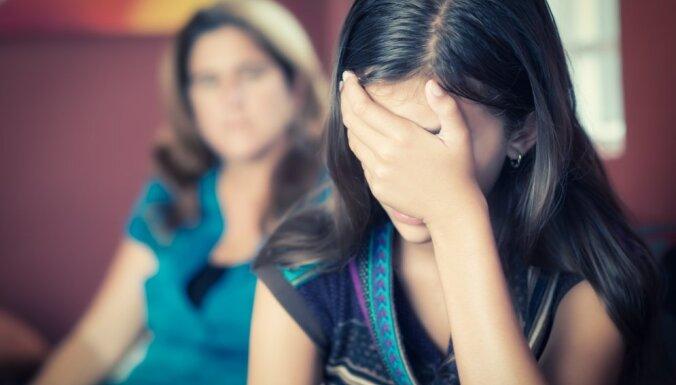 Vecāku konflikti, no kuriem bērni ir ieguvēji un tādi, kuri traumē