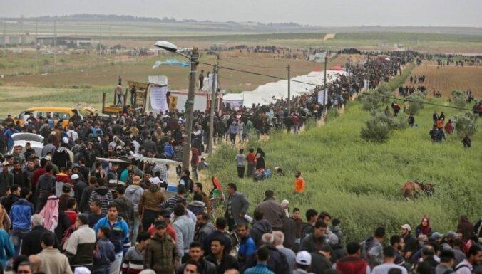 ООН призывает расследовать кровопролитие в секторе Газа