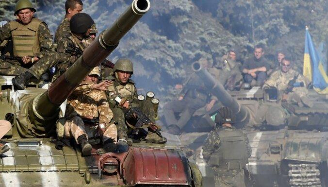Большинство украинцев в конфликте с Россией увидели настоящую войну