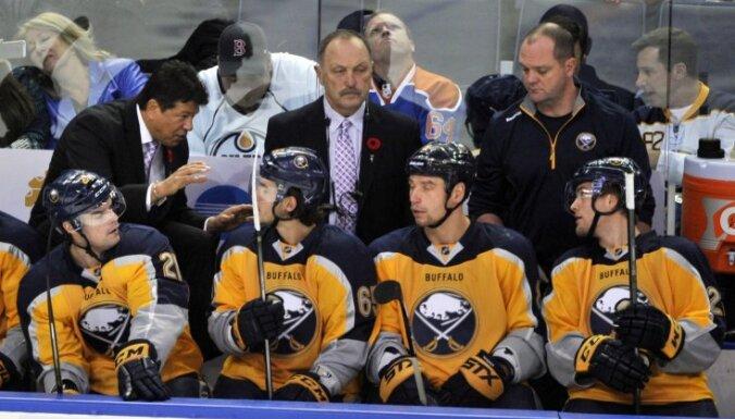 """""""Баффало"""" впервые в сезоне не пропустил и обыграл чемпиона НХЛ"""