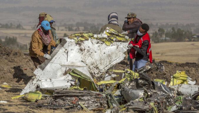 СМИ узнали о подготовке Boeing к пикированию перед крушением в Эфиопии