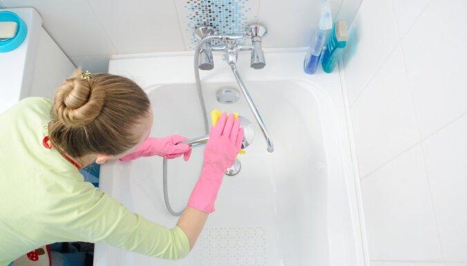 Ceļš uz spodrību: vērtīgi padomi vannas ģenerāltīrīšanai