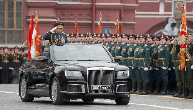 """Левитс не поехал бы на празднование 9 мая в Москву """"в том формате, который существует сейчас"""""""