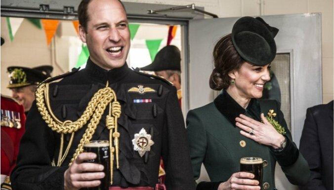 Принц Уильям прошел стажировку в британских спецслужбах