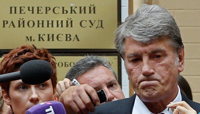 """Ющенко просит допросить Путина по """"делу Тимошенко"""""""