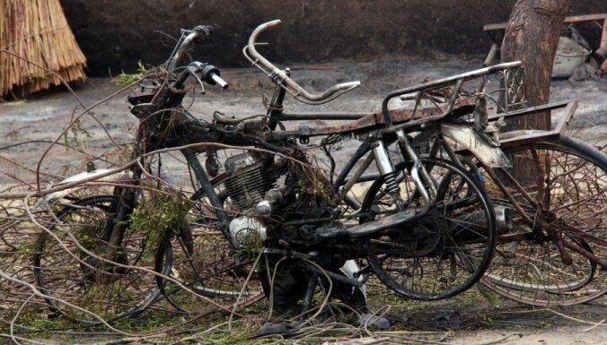 """Вооруженные """"байкеры"""" спалили три деревни в Нигерии: 48 погибших"""