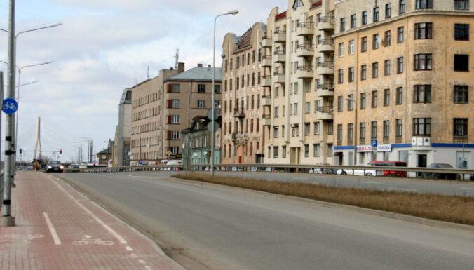 Вниманию автоводителей: в Риге начался ремонт улицы Краста