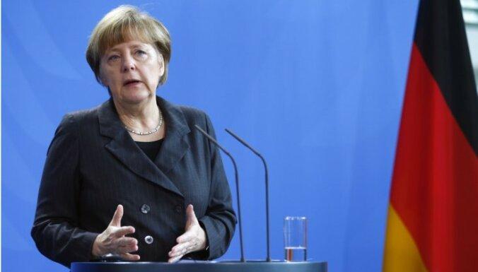 Ангела Меркель не будет присутствовать на параде Победы в Москве