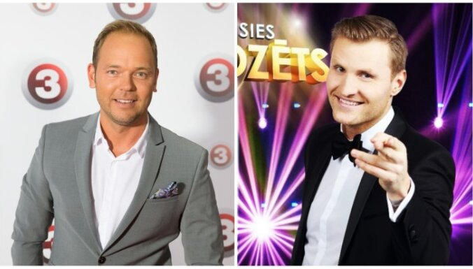 Mainīts TV3 šova 'Izklausies redzēts' vadītājs