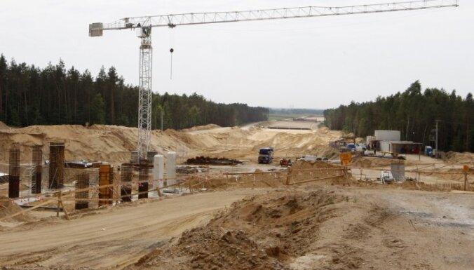 Tiesā atkal prasa būvkompānijas 'Latvijas ceļu būve' maksātnespēju
