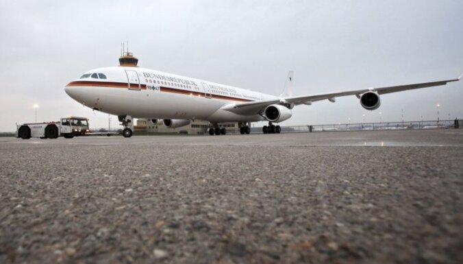 СМИ: Германия продала Ирану правительственный самолет