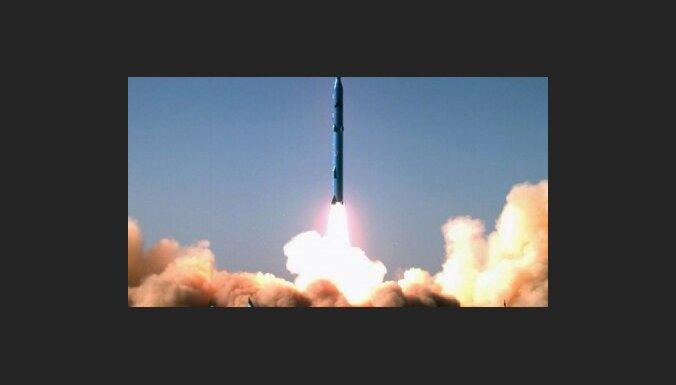 КНДР запустила ракеты ближнего радиуса действия