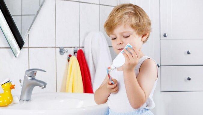 Bērnu zobu higiēniste: Katra plomba ir nāves spriedums zobam