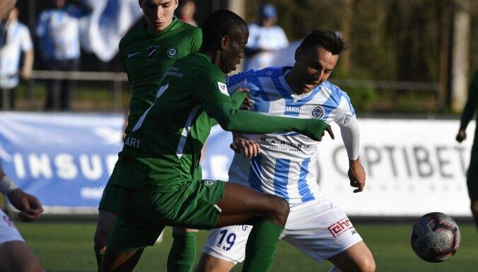 'Metta' aizsargs Zakari nonāk Spānijas kluba 'Real Betis' paspārnē