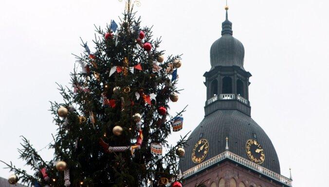 Skaties tiešsaistē! Ziemassvētku koncerti no Rīgas dievnamiem