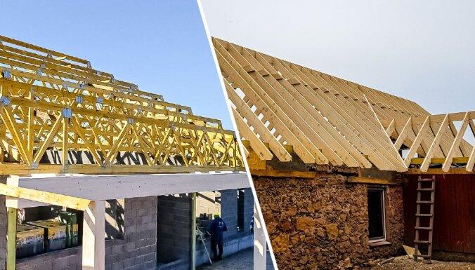 Что необходимо знать, чтобы выбрать лучшую конструкцию для крыши твоего дома?