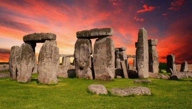 Раскрыта загадка каменных цилиндров Стоунхенджа