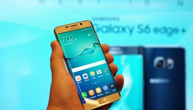 Озвучена ориентировочная цена Samsung Galaxy S6 edge+ на латвийском рынке