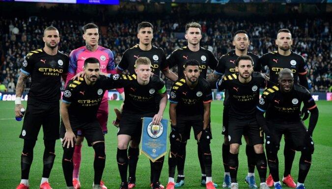 Premjerlīgas klubi sper soļus pret 'Manchester City' iespējamo spēlēšanu Čempionu līgā
