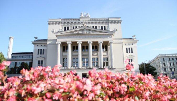 Latvijas Nacionālā opera un balets jauno sezonu sāks ar Galā koncertu