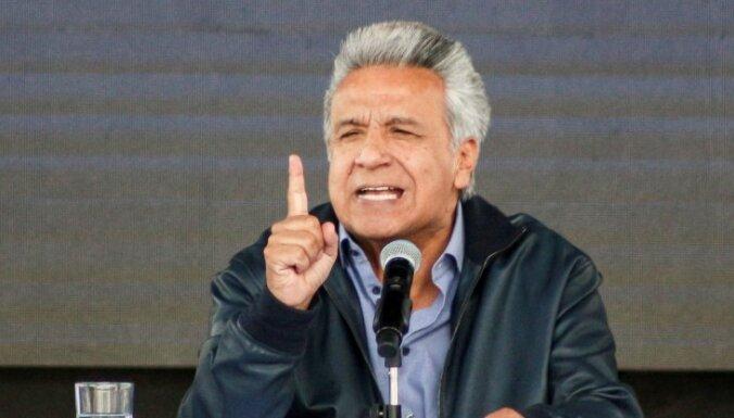 Ленин Морено: Ассанж хотел сделать посольство Эквадора центром шпионажа