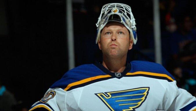 Leģendārais NHL vārtsargs Brodērs nolēmis noslēgt karjeru
