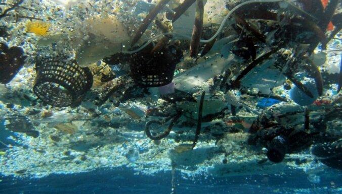 Капитан Мур и мусорный остров: крестовый поход против пластика в океане