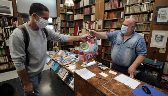 Francijā strauji pieaudzis grāmatu pārdošanas apjoms