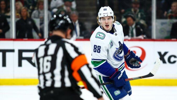 NHL iespējamas izmaiņas aizmugures stāvokļa noteikšanā