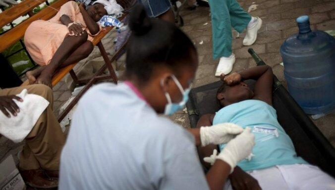PVO: veselības aprūpi nevar atļauties viens miljards cilvēku