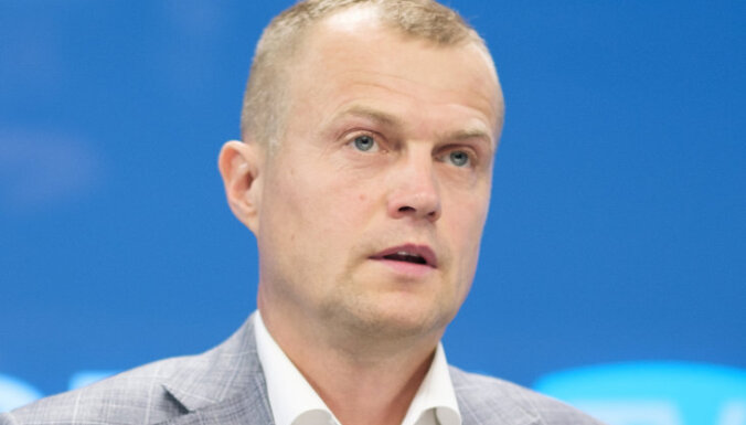 Ivars Zariņš: Nu ko, OIK afēras jaunais 'jumts'?