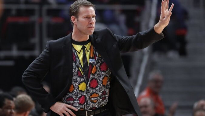 Čikāgas 'Bulls' atlaiž galveno treneri