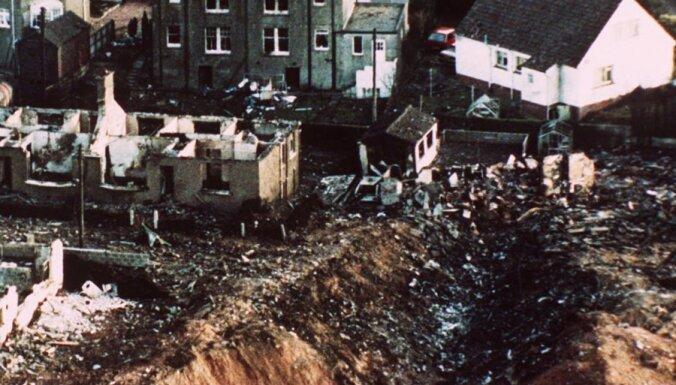 25 лет трагедии над Локерби: в мире вспоминают погибших